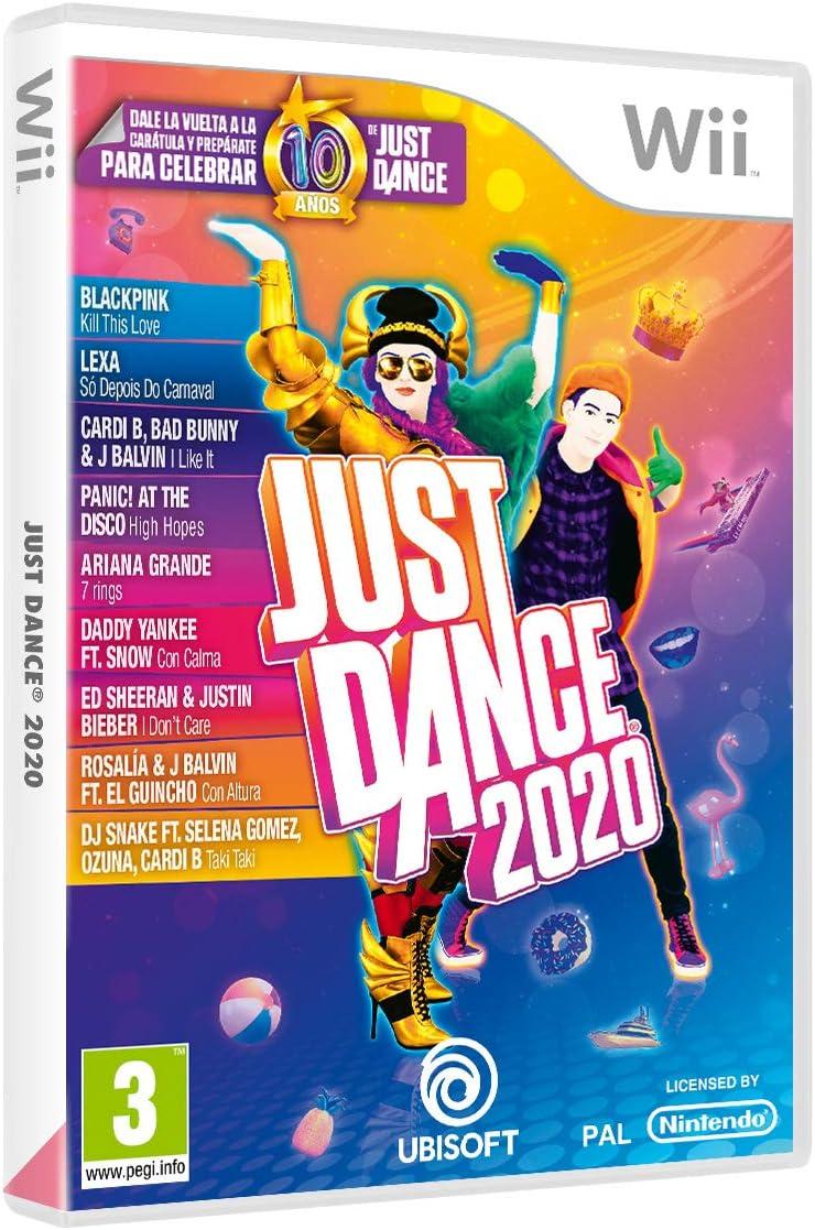 Just Dance 2020 Wii: Amazon.es: Videojuegos