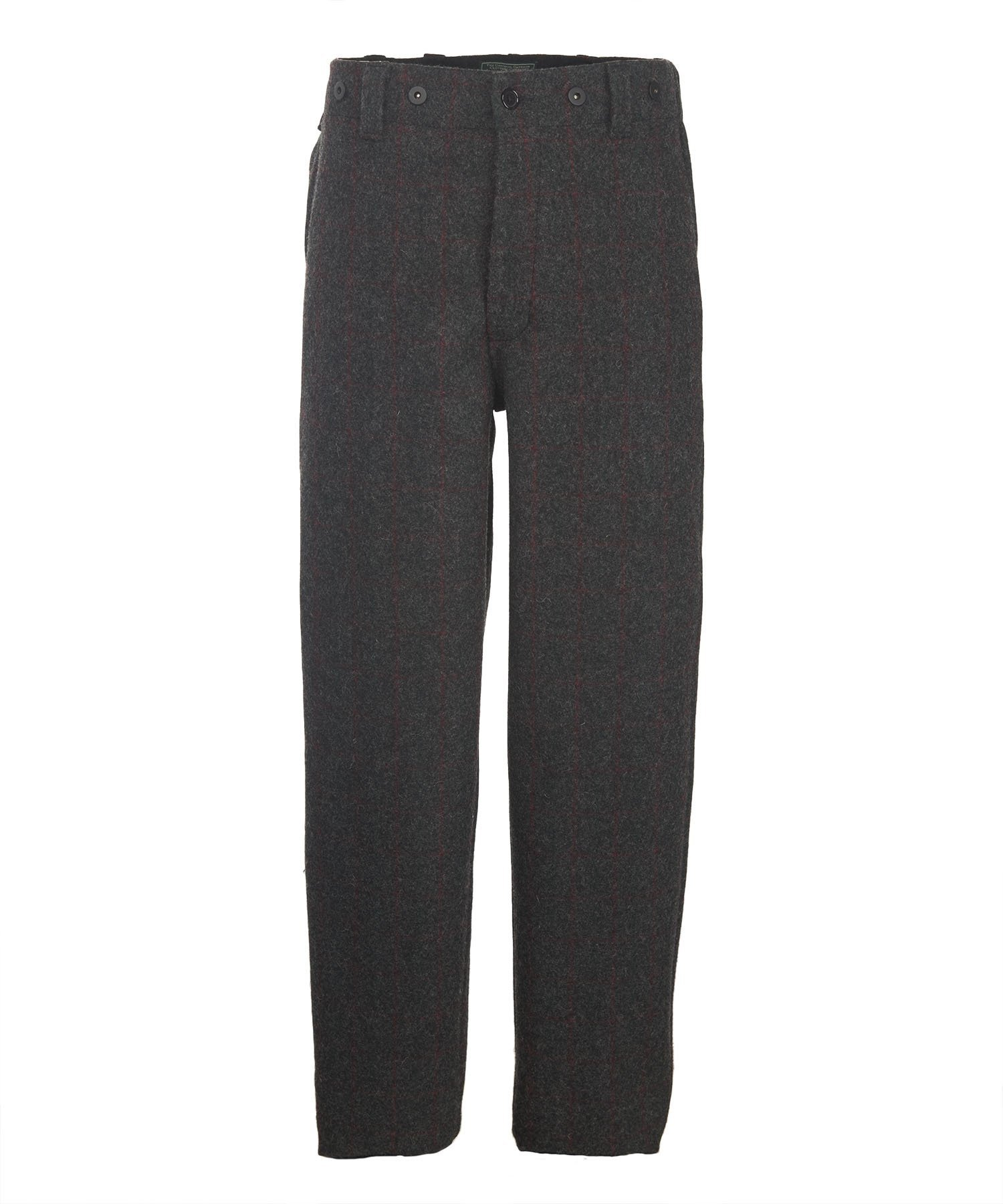 Woolrich Men's Malone Wool Pant, No Color, 34x36