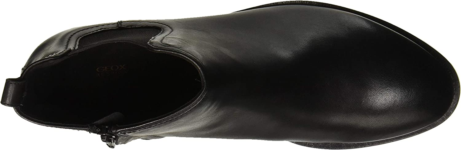 Bottes Chelsea Femme Geox Donna Brogue A