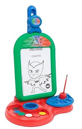 Giochi Preziosi Caballete de artista de los PJ Masks