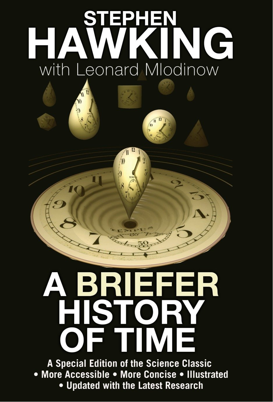 A Briefer History of Time: A Special Edition of the Science Classic ebook