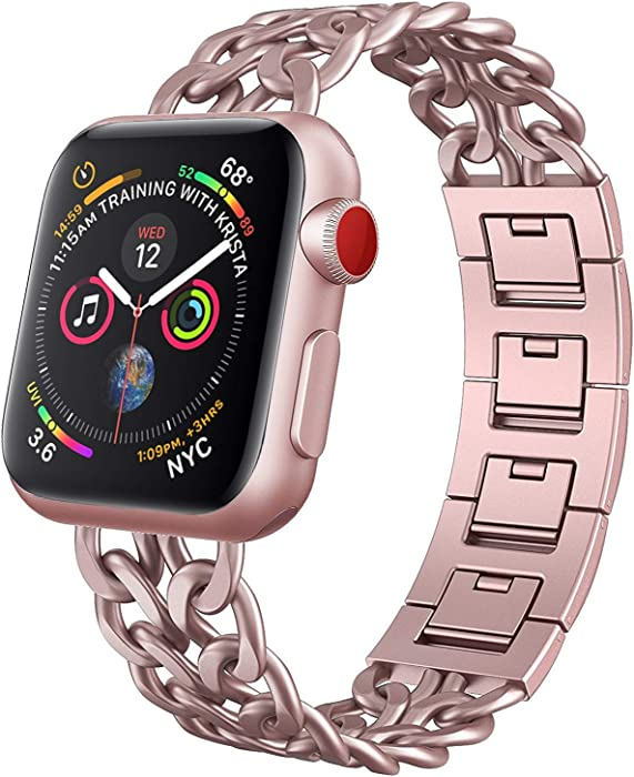 Top 10 Stainless Steel Apple Watch Rose Gold Band