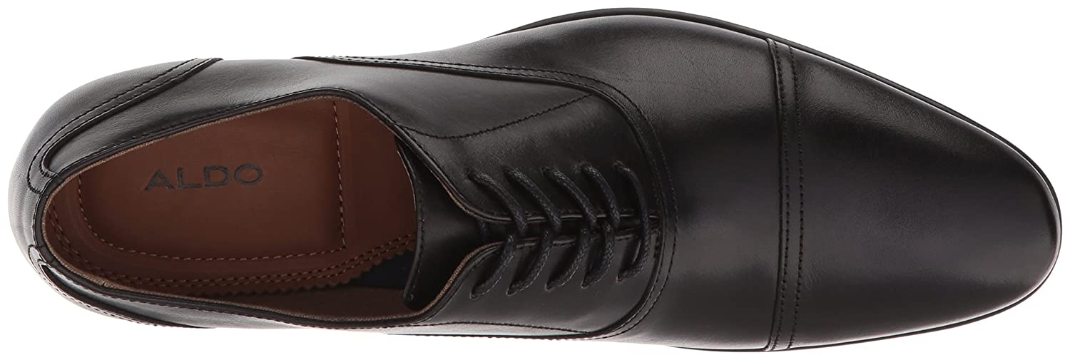 Black Leather 7 D US ALDO Mens NALESSI Oxford