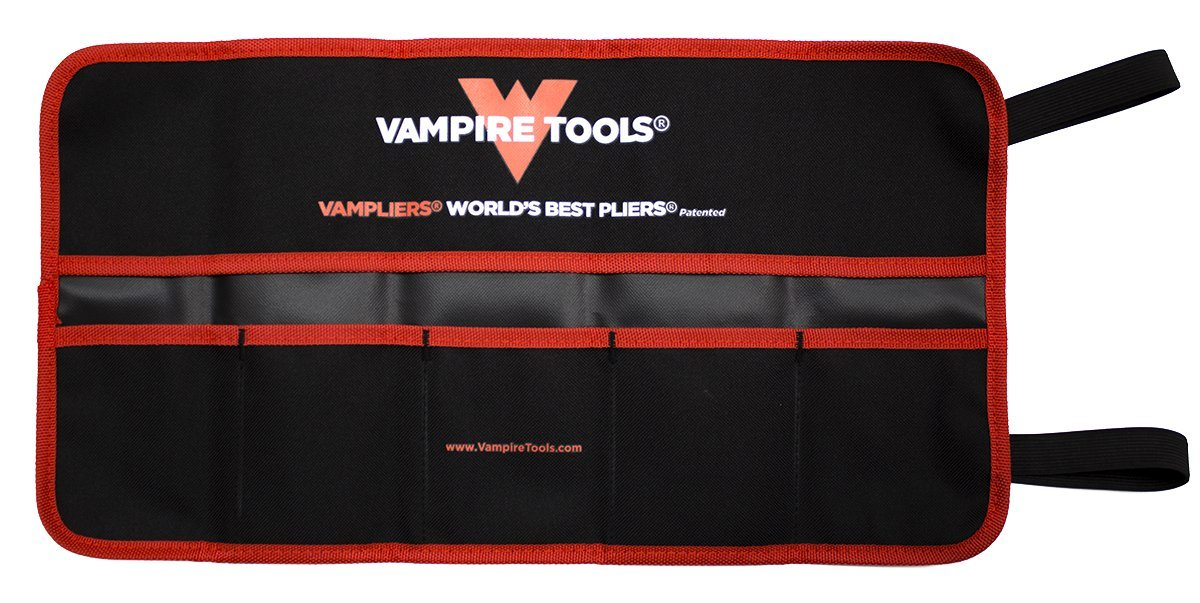 Best Made Pliers VamPLIERS Perfect Holiday Season Gift Unique Time Saving Tool Set 2-PC VT-001-S2DP Specialt//Stripped//Stuck//Security//Corroded//Rusted Screw Extraction Pliers+Free Pouch