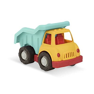 Wonder Wheels BATTAT Dump Truck with Moveable Parts: Toys & Games