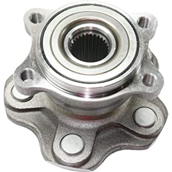 2008 fits Suzuki SX4 Rear Wheel Bearing and Hub Assembly One Bearing Included with Two Years Warranty Note: AWD