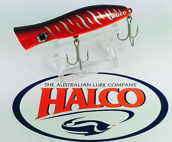 Halco 10.5Cm Popper De Peche Roosta Popper 8Cm Et 10.5Cm Mod/èle R18