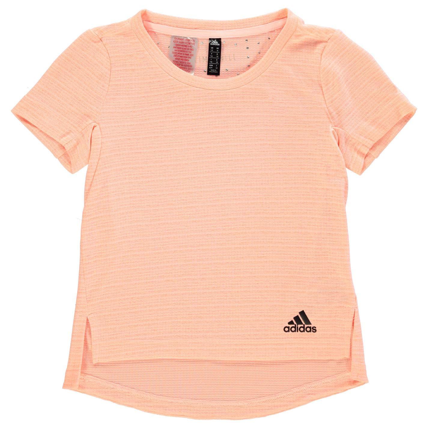 Adidas Chill Maglietta a Maniche Corte da Ragazza