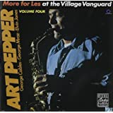 More For Les: At The Village Vanguard Vol.4 [Import anglais]
