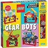 Klutz Lego Gear Bots Science/STEM Activity Kit