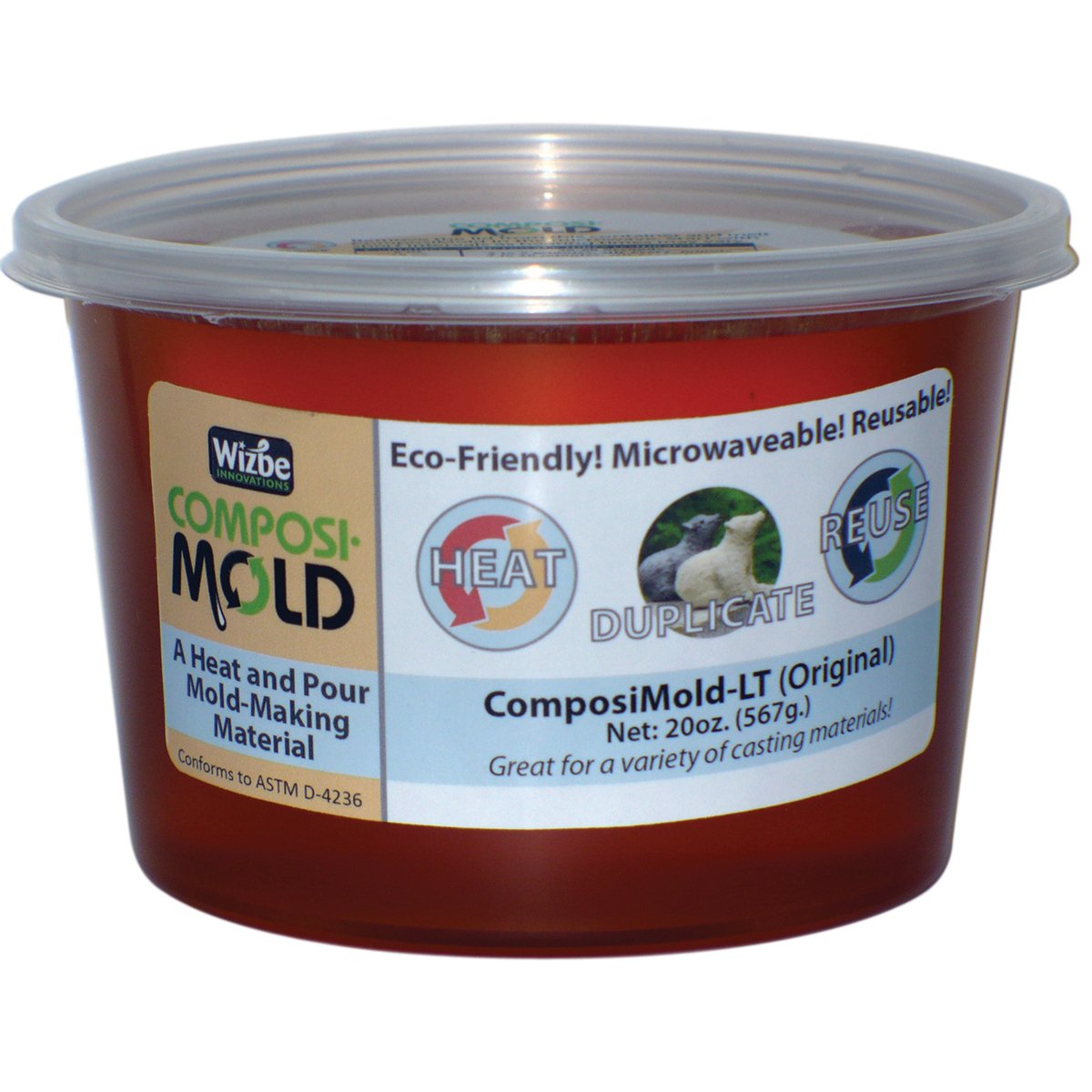 Composi-mold 20 oz Original Mold Shesto Ltd LT20