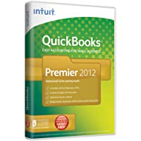 QuickBooks Premier 2012, 1 User (PC)