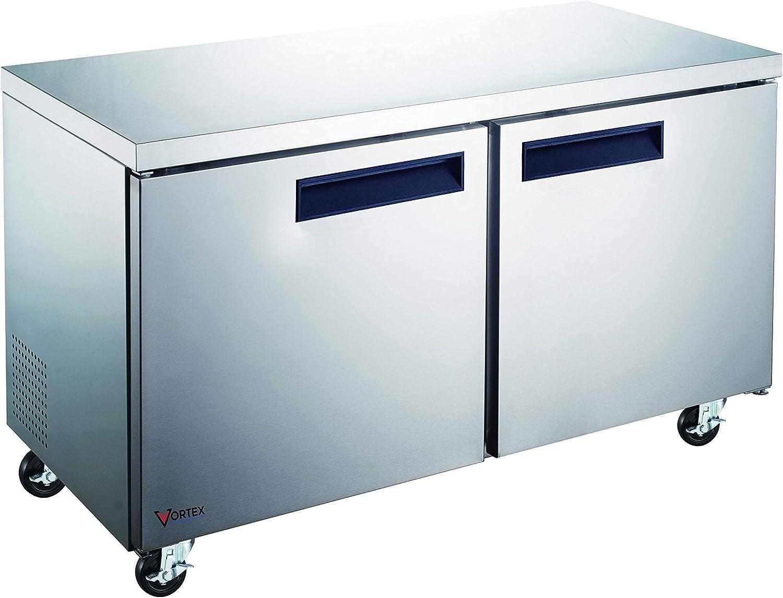 Vortex Refrigeración – Comercial 2 puertas 48