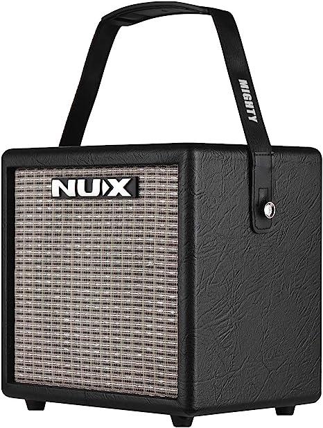 Muslady NUX Mighty 8 BT Amplificador de Guitarra Eléctrica 8 ...