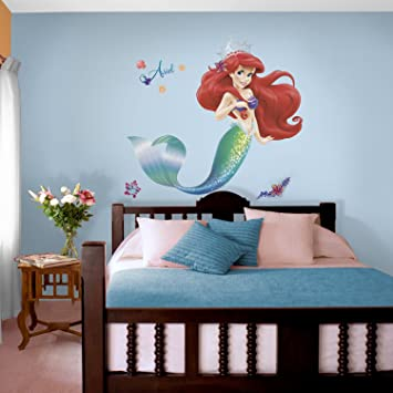 Asian Paints Nilaya The Little Mermaid Giant Wall Stickers Part 78