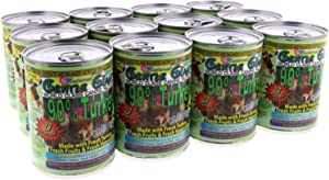 Gentle Giants All Natural Dog Food, 12 Pack - Canned Turkey Wet Dog Food with Grain-Free, Non GMO Ingredients - World Class Canine Cuisine - Complete Nutrition For Small, Medium, Large and Giant Dogs