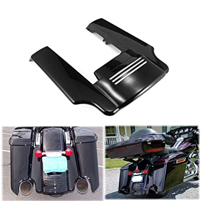 "AQIMY 5"" Motorcycle Rear Fender Extension Stretched Filler for Harley Touring Street Road Glide 2014 2015 2016 2020 2020: Automotive"