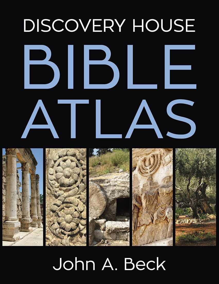 Discovery House Bible Atlas by Discovery House