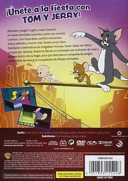 Tom Y Jerry Mascotas Apestosas [DVD]: Amazon.es: Joseph Barbera, William H: Cine y Series TV