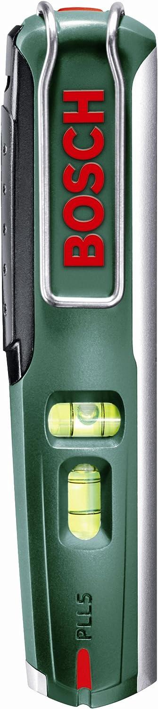 BOSCH LINIENLASER WASSERWAAGE PLL 5 Werkzeug Handwerk Schrauber messen NEUWARE