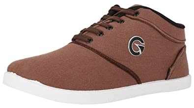 Globalite Men's Casual Shoes Crux Camel GSC0309 Sneakers at amazon