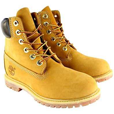 69695eb6759 Timberland Womens Premium Wheat Classic Beige Suede Original Boot UK Size  3-8