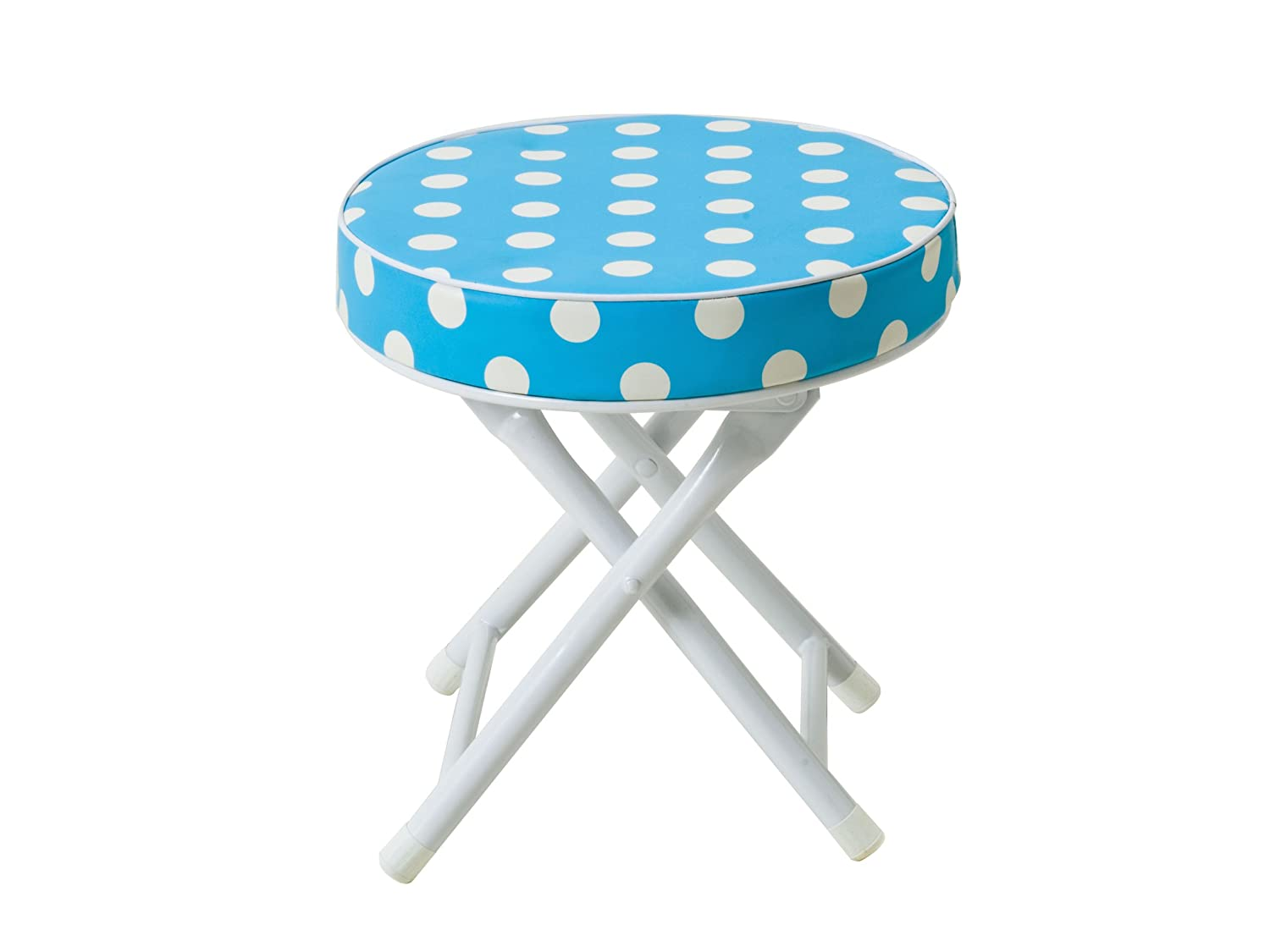 Peachy Amazon Com Present Time J I P Cushioned Folding Stool With Cjindustries Chair Design For Home Cjindustriesco