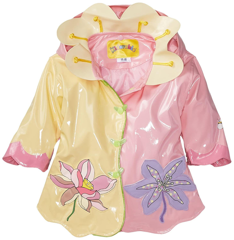 Kidorable Originale di Marca Cappotto di Pioggia Loto Adorabile per Bambini, Ragazze, Ragazzi … Ragazzi ...