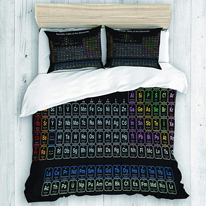 Periodic Table Quilt | Colchas, Boda
