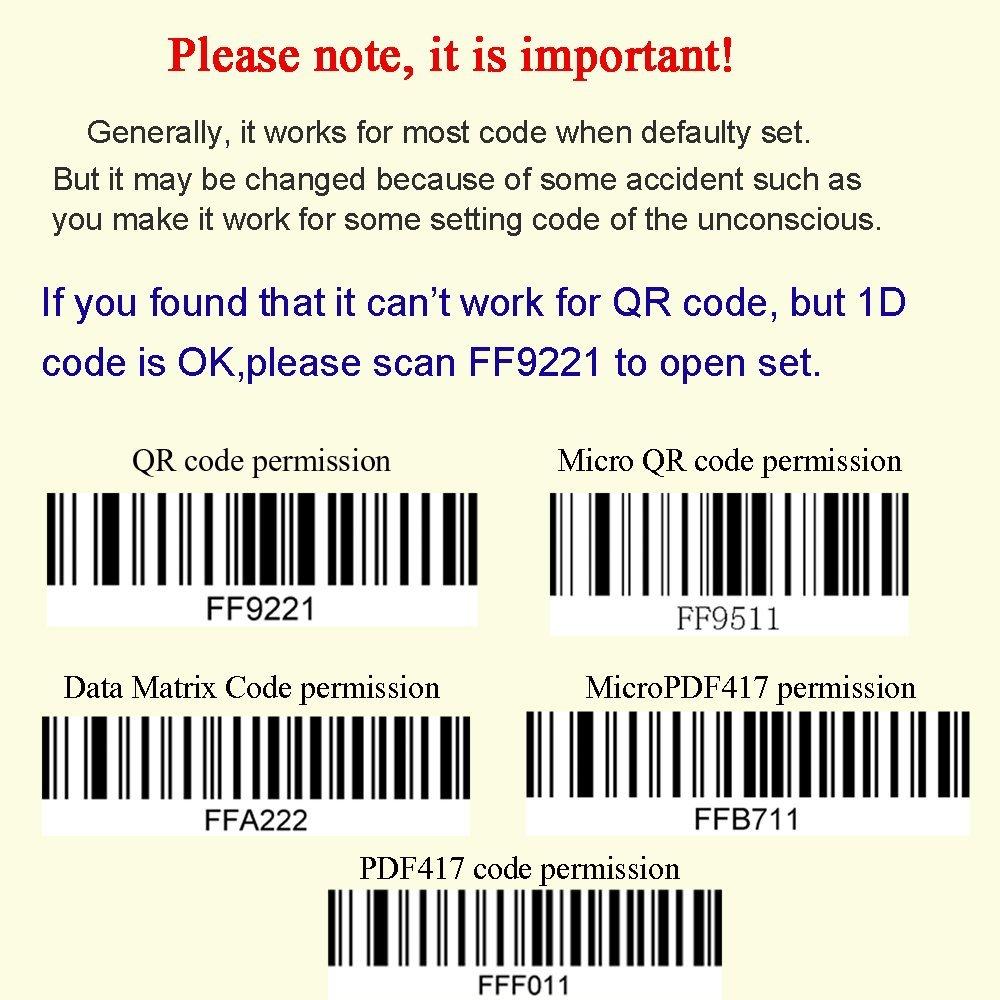 Amazon kercan handheld wired usb 2dqr barcode scanner ccd amazon kercan handheld wired usb 2dqr barcode scanner ccd bar code reader office products buycottarizona