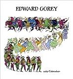 Edward Gorey 2017 Calendar