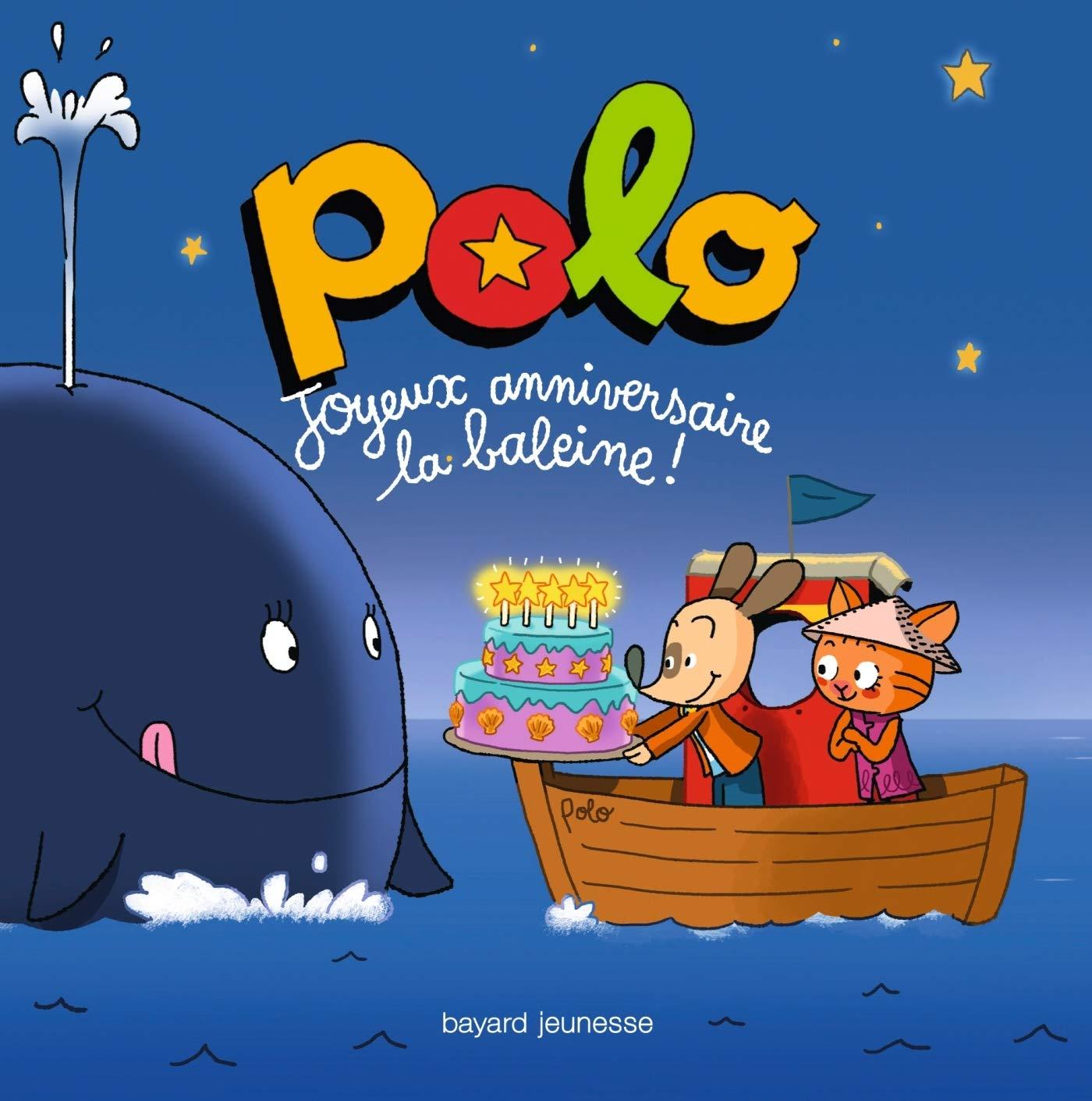 Joyeux anniversaire la baleine!: 1 Albums petite enfance: Amazon ...