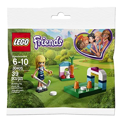 LEGO 30405 Friends Stephanie\'s Hockey Practice Polybag 39pcs: Toys & Games [5Bkhe0200044]