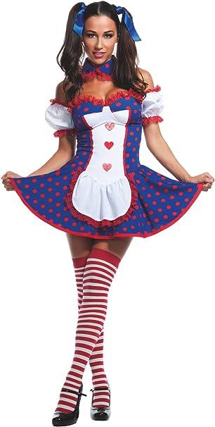 Amazon.com: Starline Sexy Risque 4 piezas muñeca de trapo ...