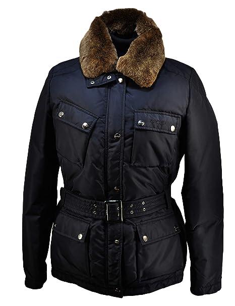 buy popular c5933 f6559 BREMA Giacca Donna Imbottita Nero (44): Amazon.it: Abbigliamento