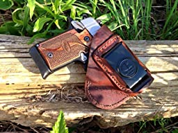Holster for Sig Sauer P938. Handcrafted in USA. : Sports & Outdoors