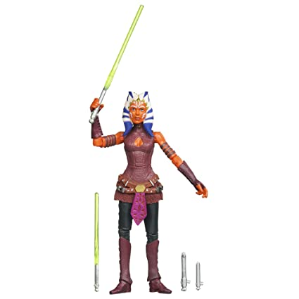 Amazon.com: star wars The Clone Wars La colección Vintage ...