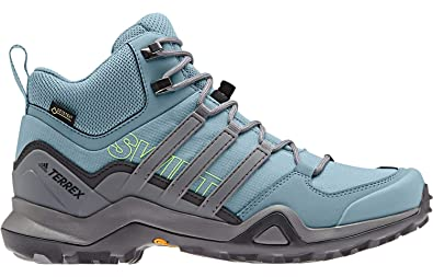 adidas Terrex Swift R2 Mid GTX Shoes Women ash Greygretwo