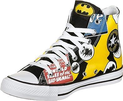 Converse X Batman Chuck Taylor High Top