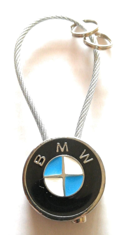 TyL Llavero BMW 3D Cromado Acero Inoxidable X3 X5 X7 M2 M3 ...