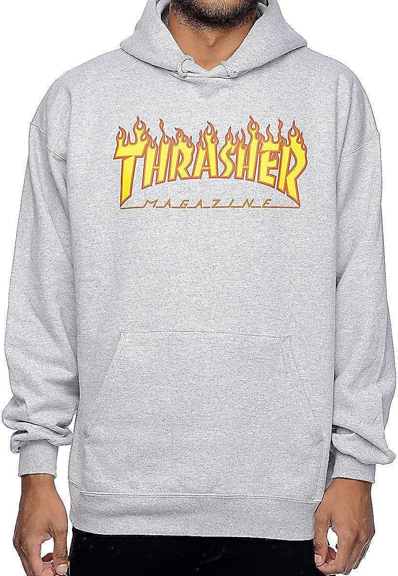 Thrasher Hoody Flame
