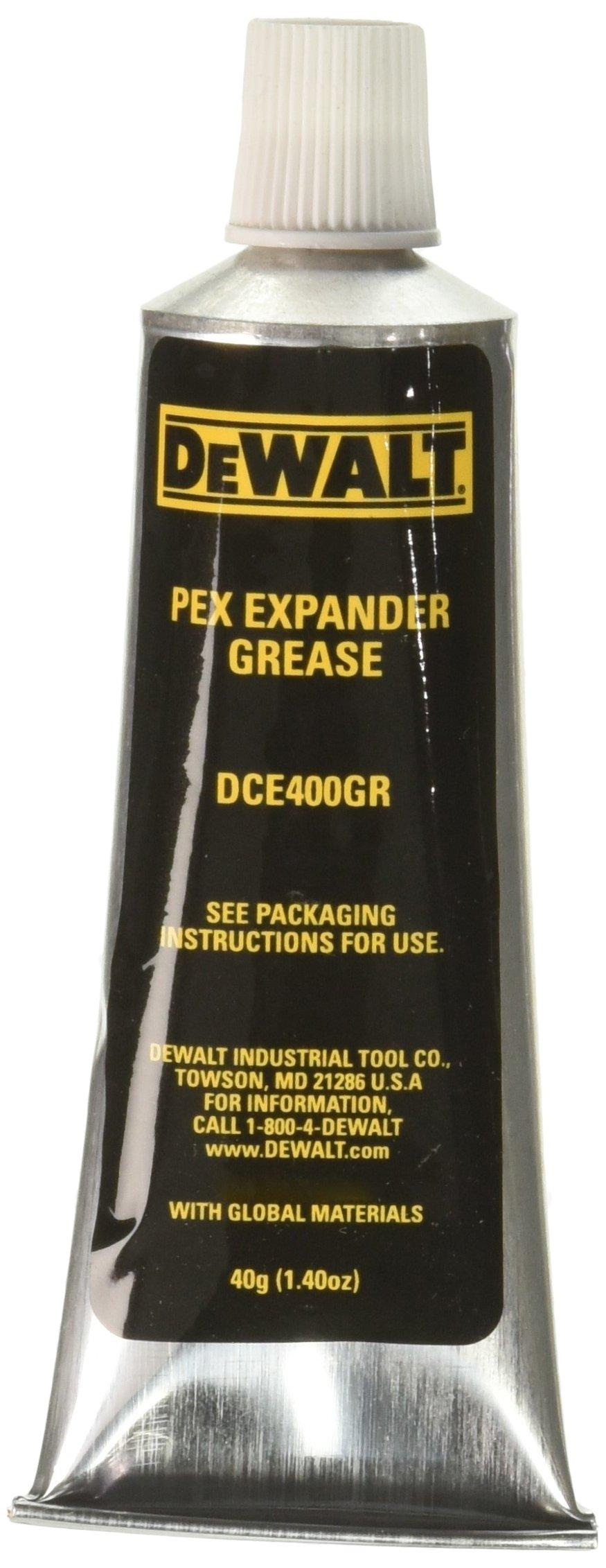 DEWALT DCE400GR PEX Expander Grease