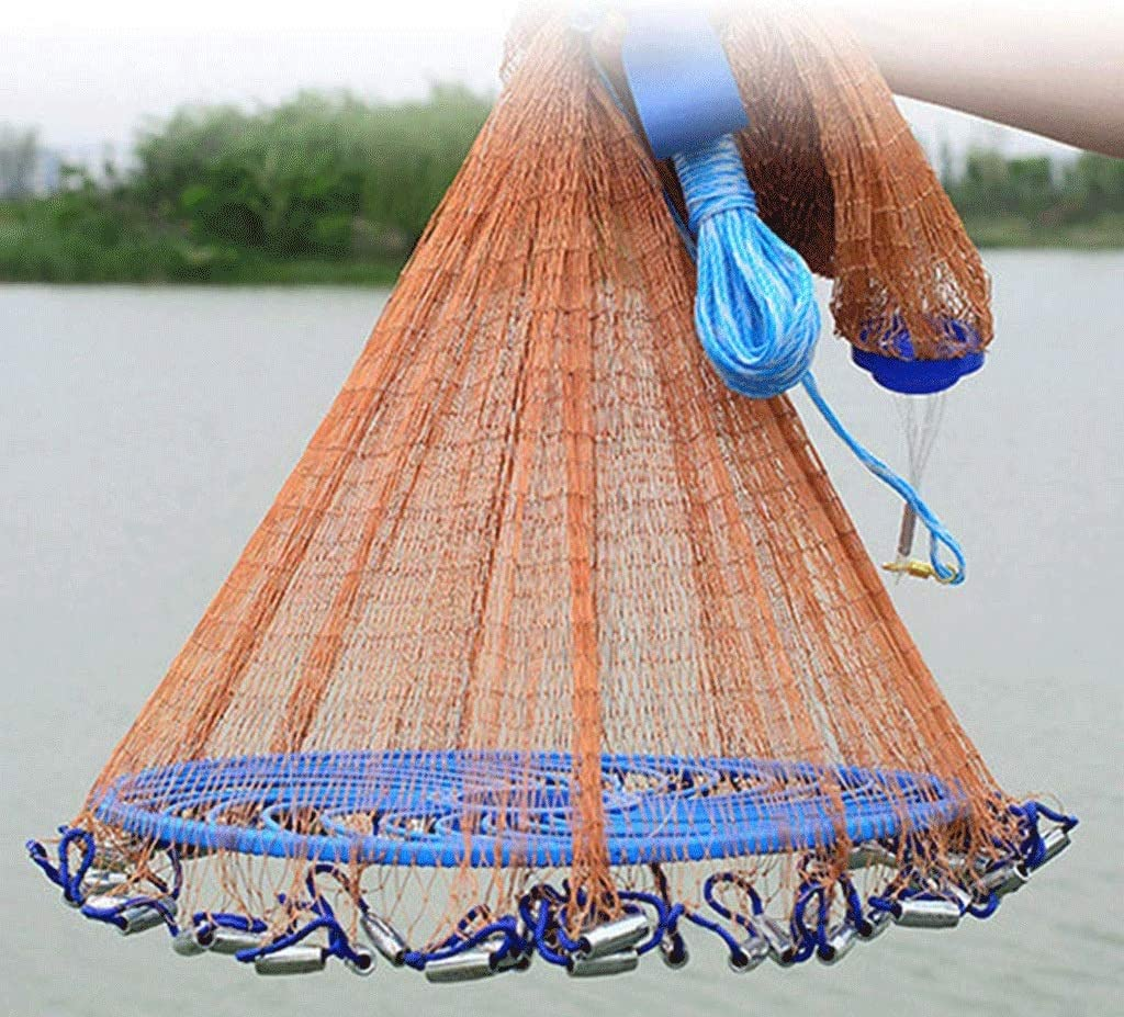 Commercial Fishing Trawling Net 8000KG 8T 13MM Stainless Steel Flexible Swivel