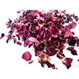 Shelled Warriors 10g Rose Petals 100% natural ready to feed tortoise food