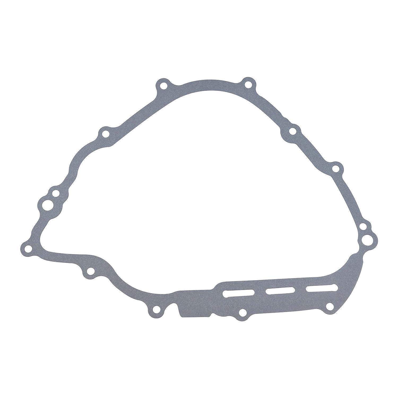 Stator Crankcase Cover Gasket For Yamaha YFM Grizzly YXM Viking Rhino 550 700 2007-2018 YFM550 YFM700 YXM700 YXR700 YXC700 OEM Repl.# 3B4-15451-00-00 RMSTATOR