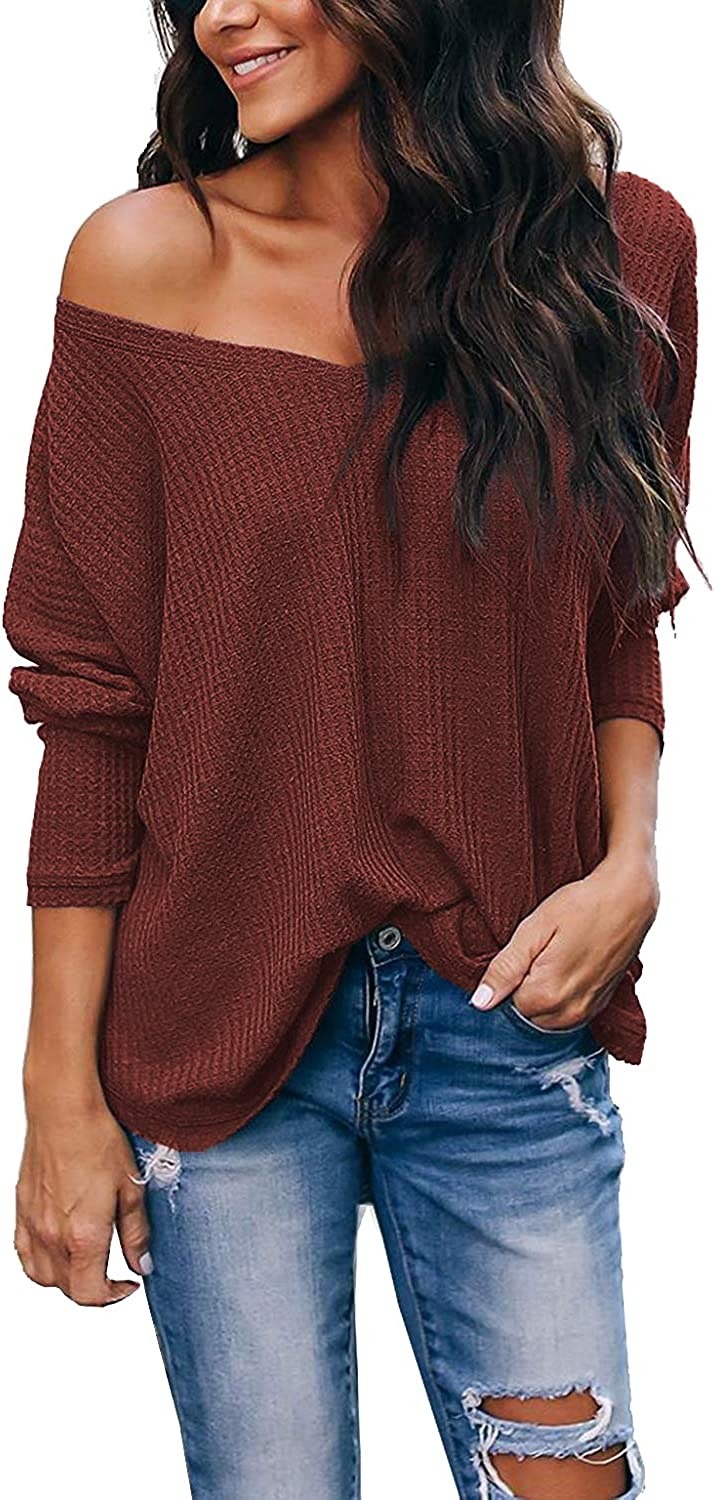 The Future is STILL Female Slouchy Off Shoulder Oversized Sweatshirt