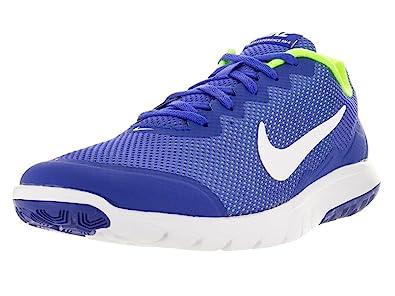 Nike Herren Flex Experience RN 4 Laufschuhe Schwarz