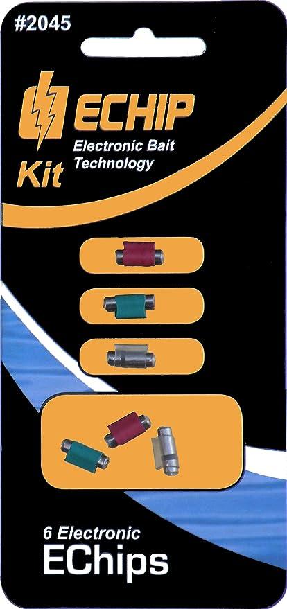 Amazon.com: Pro-Troll productos de pesca Echip Kit 6 Pequeño ...