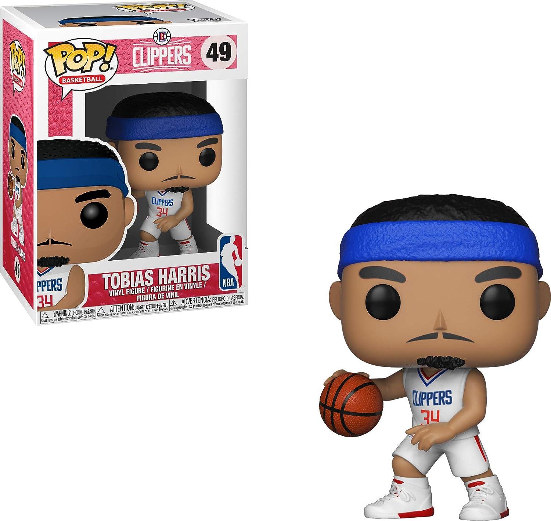 Funko 34430 Pop Vinilo: NBA: Tobias Harris, Multi: Amazon.es ...
