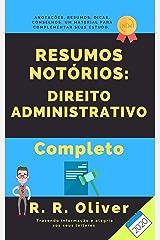 Resumos Notórios: Direito Administrativo eBook Kindle